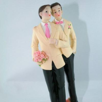 Couple de Mariés Homme