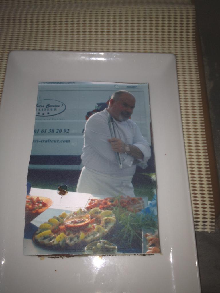 "Anniversaire ""Chef"" Thierry"