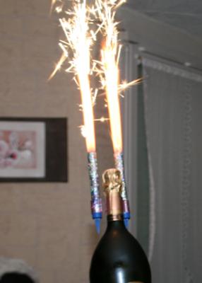 Clips pour bouteille