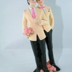 Couple Marié Gay Hommes